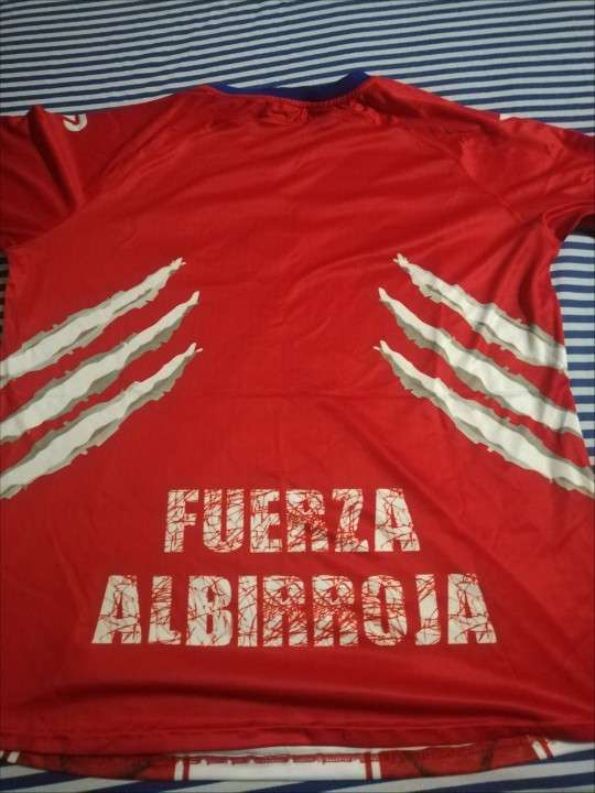 Camiseta Albirroja - 1