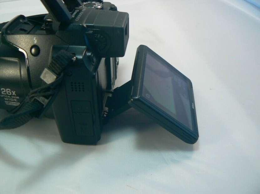 Cámara semi profesional Nikon Coolpix P100 con filmadora HD - 2