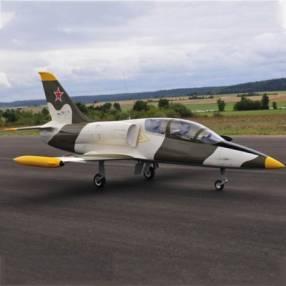 Avión Jet Legend L-39 gray control remoto