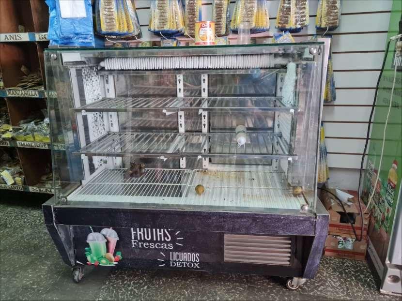 Vitrina Refrigeradora Gelopar - 0