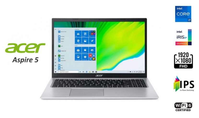Notebook Acer Intel Core i7 RAM 12GB - 0