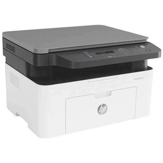 Impressora HP Laser MFP 135W Multifuncional Wireless 220V - 0