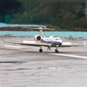 Avión Jet Pilot G650 control remoto