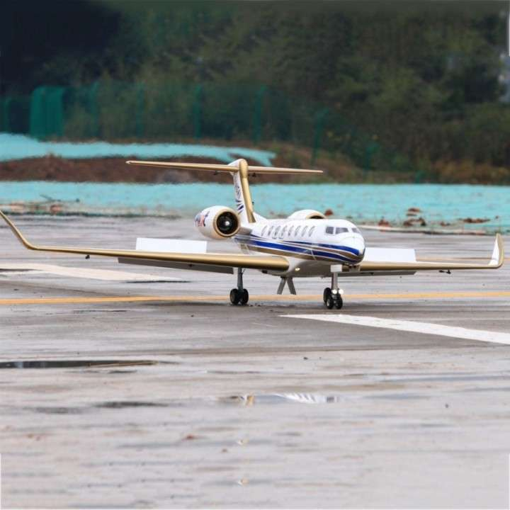 Avión Jet Pilot G650 control remoto - 0