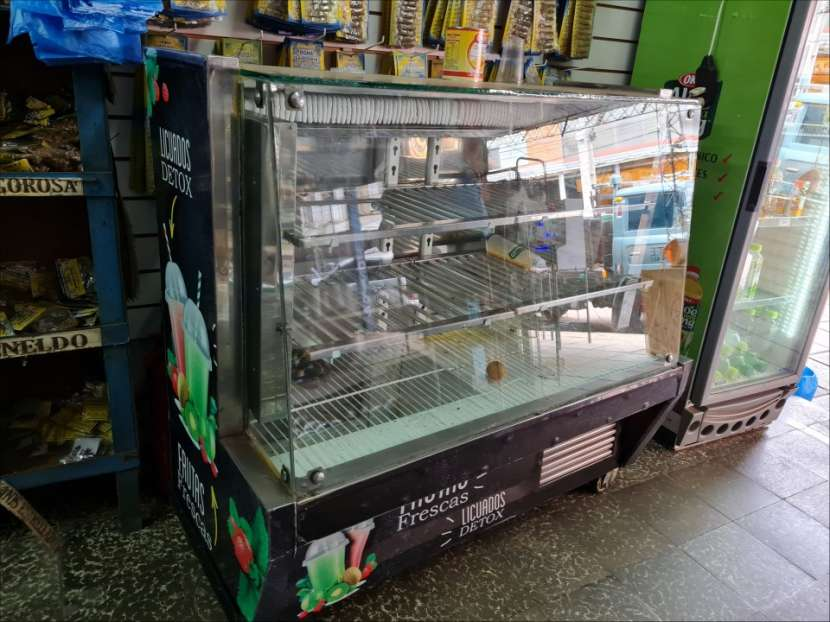 Vitrina Refrigeradora Gelopar - 1