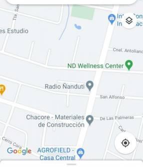 Casa zona Radio Ñanduti