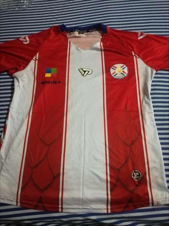 Camiseta Albirroja - 0