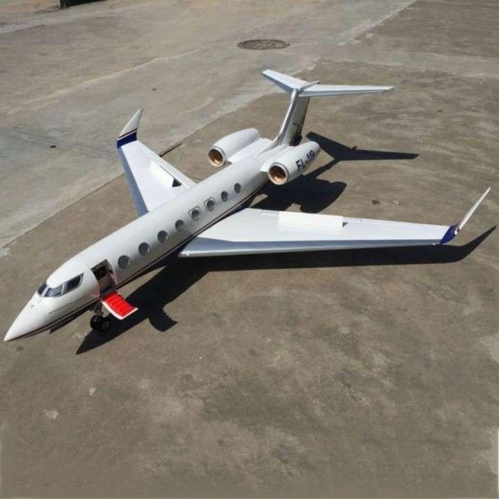 Avión Jet Pilot G650 control remoto - 3