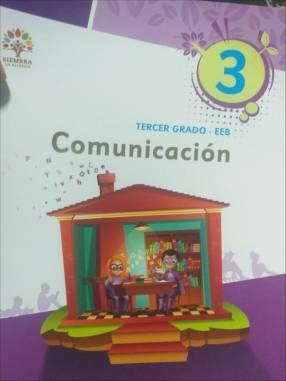 Libro de Comunicación 3er grado Editorial Alianza
