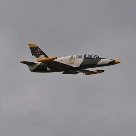 Avión Jet Legend L-39 gray control remoto - 3