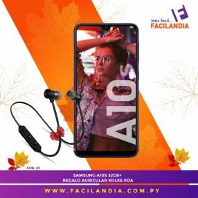 Samsung A10S 32Gb+ Auricular Kolke Koa-321 Sport By