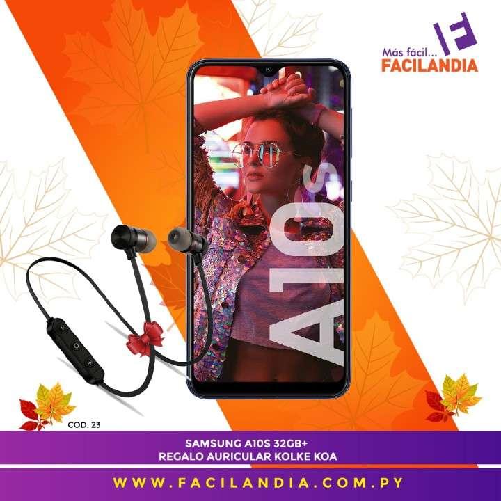 Samsung A10S 32Gb+ Auricular Kolke Koa-321 Sport By - 0