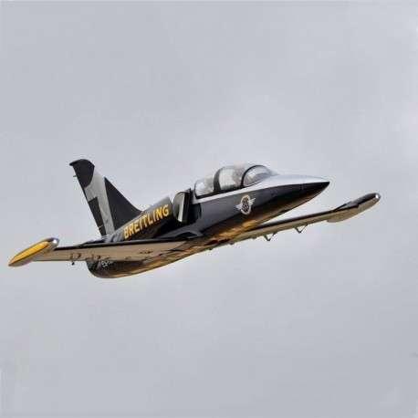Avión Jet Legend L-39 Breitling control remoto - 3