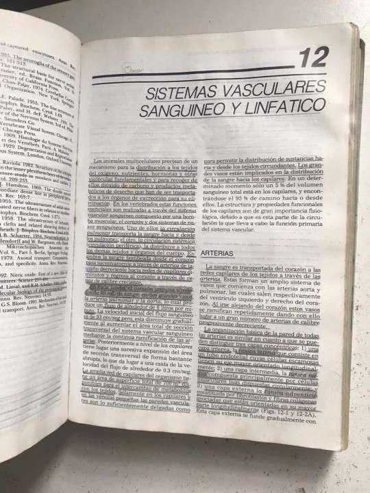 Histología Bloom libro original - 1