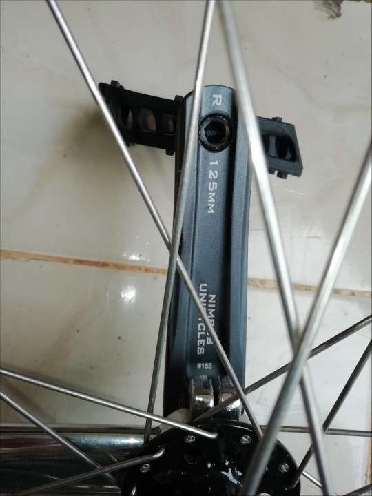 Monociclo Nimbus aro 26... - 4