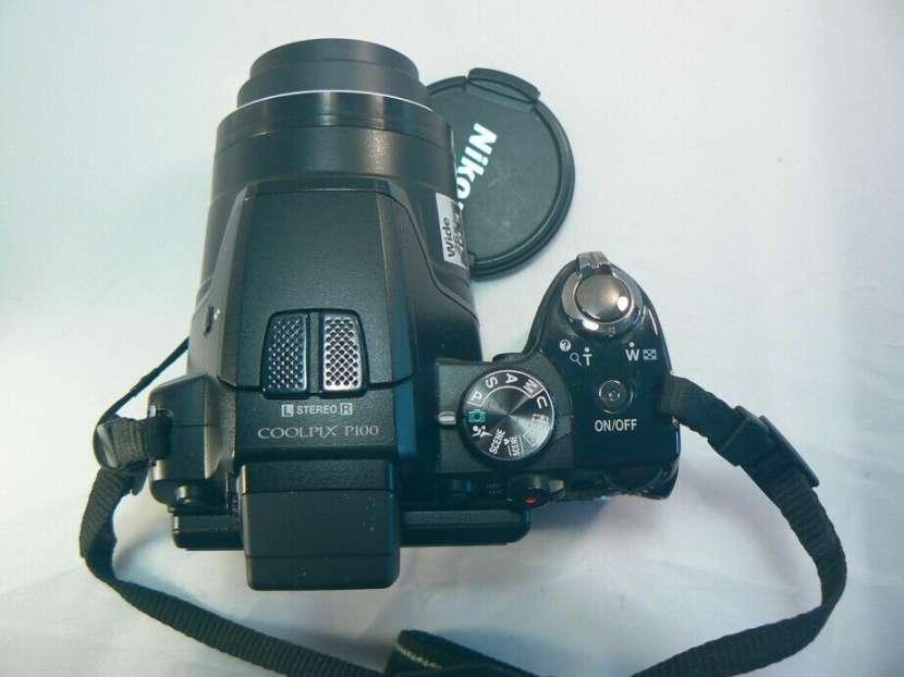 Cámara semi profesional Nikon Coolpix P100 con filmadora HD - 3