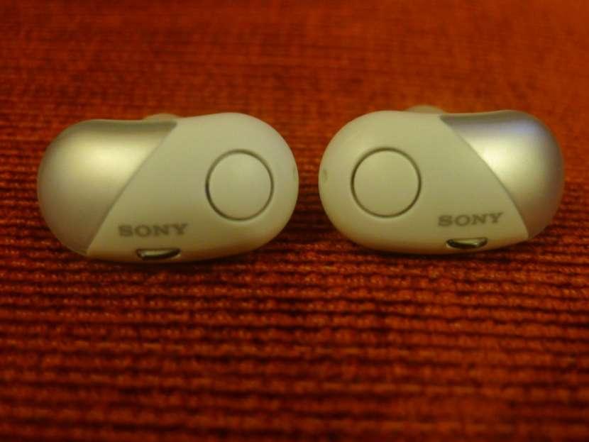 Auicular Sony WF-SP700NL bluetooth con estuche de carga - 4