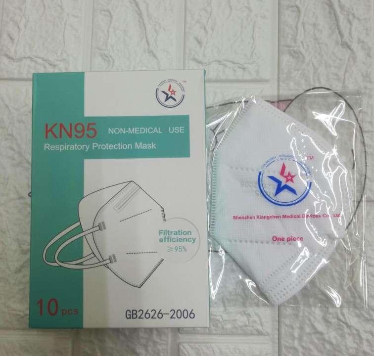 Tapabocas KN95 - 0