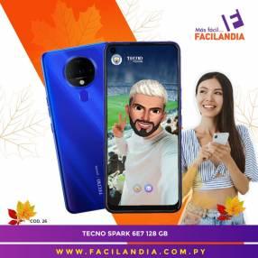 Tecno Spark 6E7 128 Gb