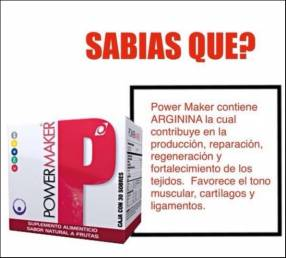 Power Maker para las Articulaciones