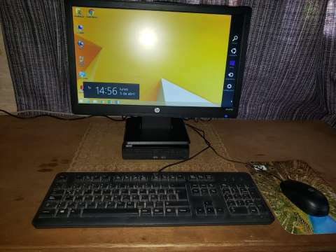 PC HP 260 G3 Mini - 1