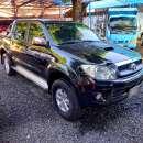 Toyota Hilux Automática 2009 - 0