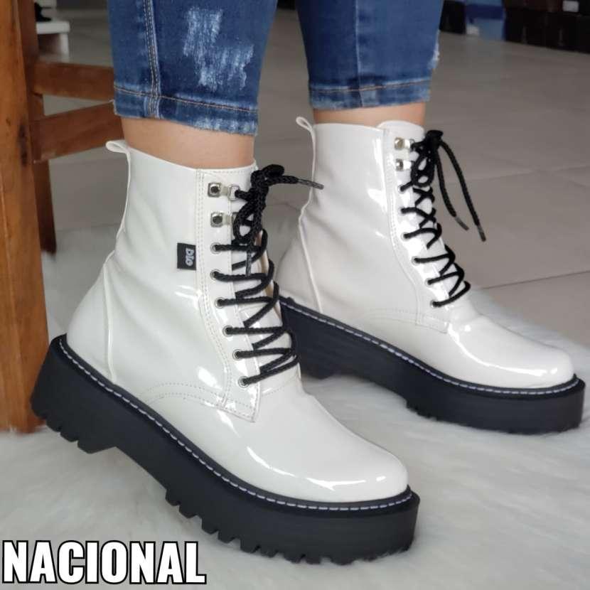 Botas de cuero nacional - 1