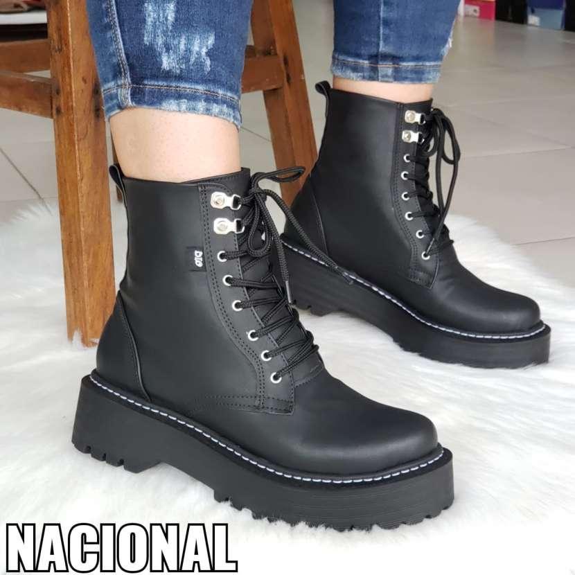 Botas de cuero nacional - 2