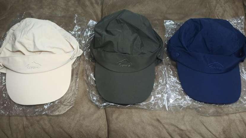 Sombrero desmontable - 1