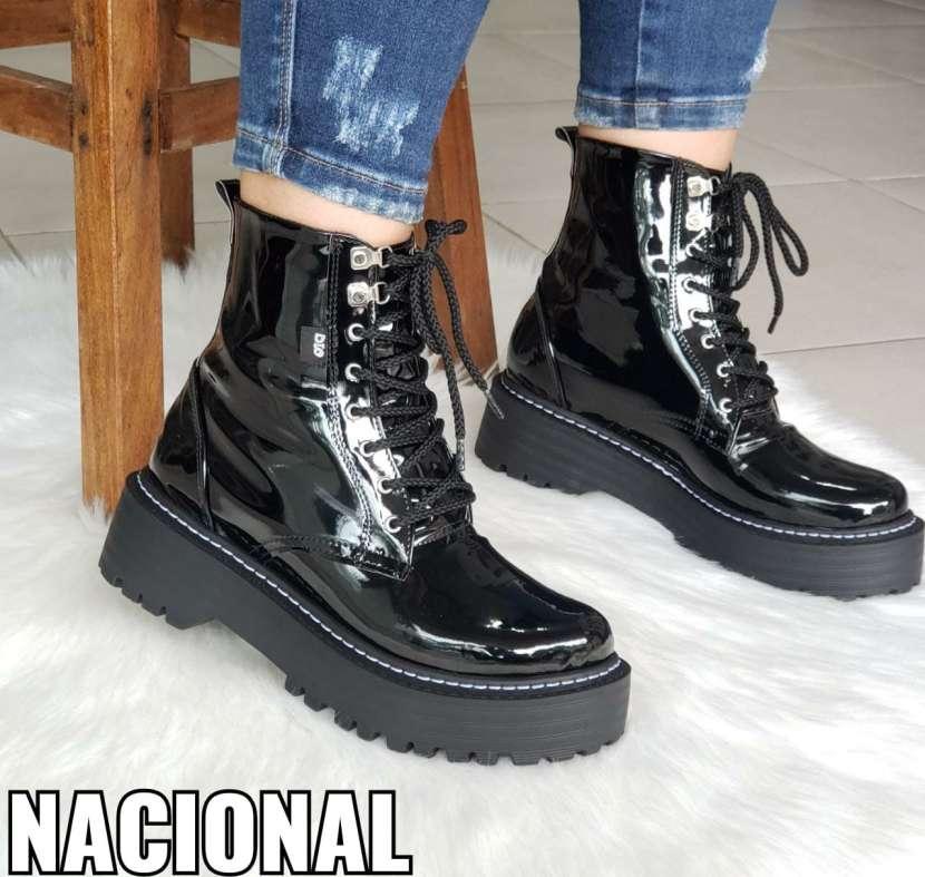 Botas de cuero nacional - 3
