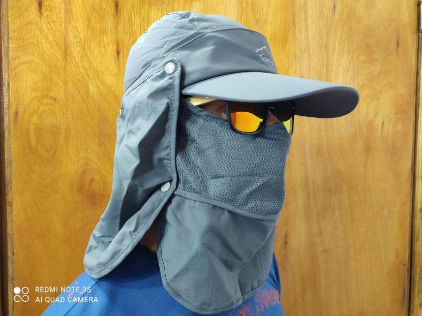 Sombrero desmontable - 2