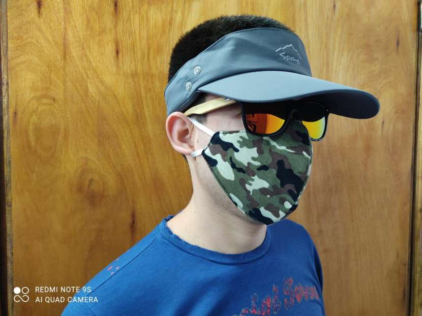 Sombrero desmontable - 4