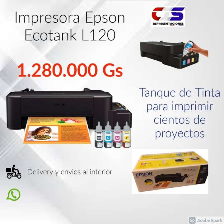 Impresora Epson L120 - 0