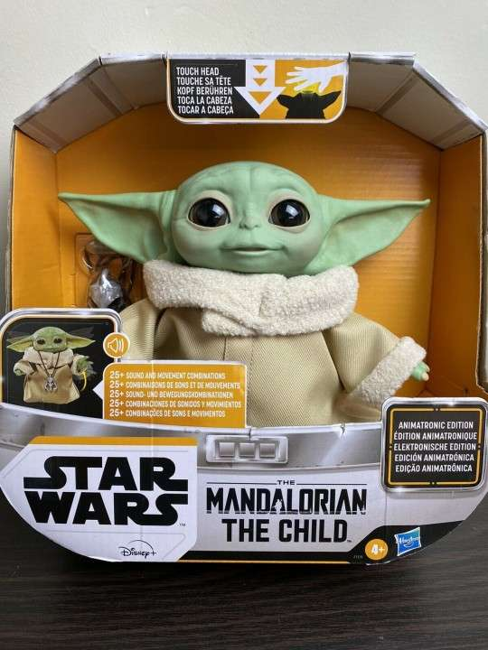 Star Wars The Child Animatronico - 1