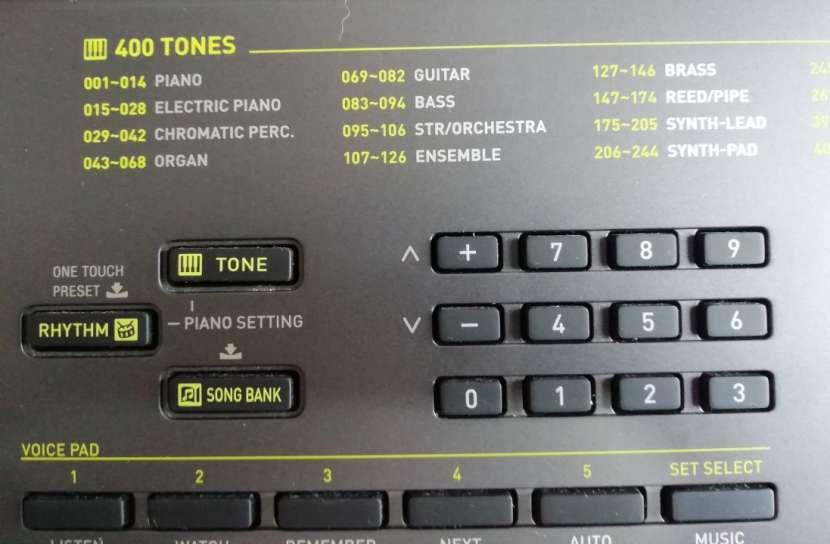 Teclado Casio CTK-2080 - 2