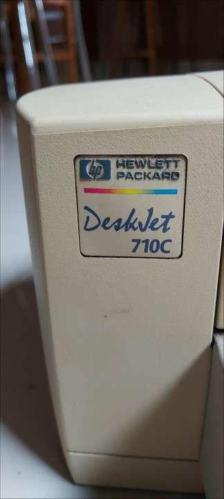 Impresora HP 710C DeskJet - 0