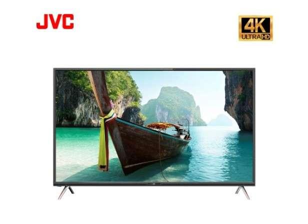 Televisor Smart LED JVC 50 pulgadas 4K - 0