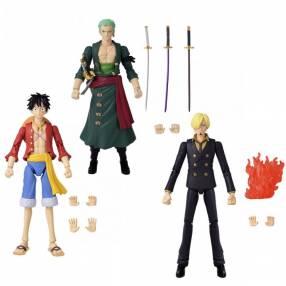 One Piece Anime Héroes - Bandai