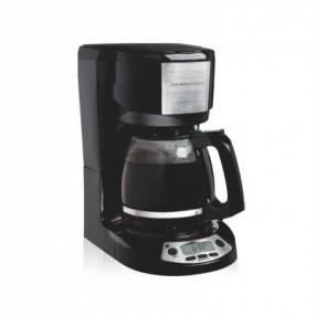 Cafetera programable Hamilton para 12 tazas