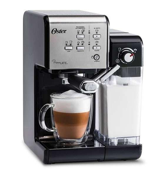 Cafetera Oster Prima Latte BVSTEM6701SS - 0