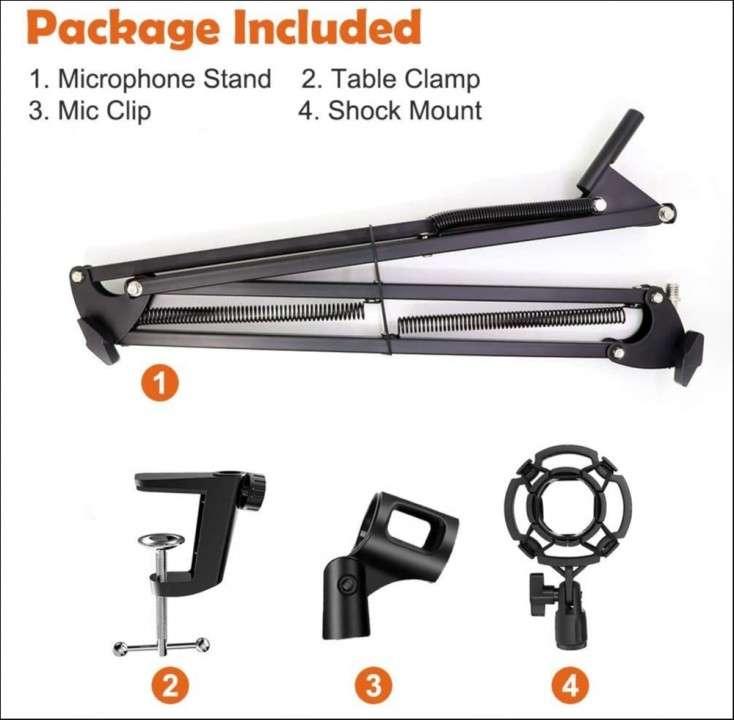 Brazo articulado para micrófonos - 1
