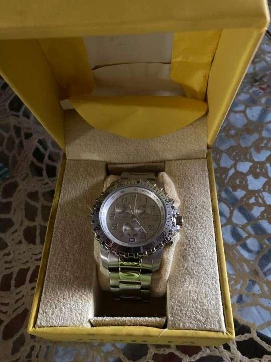 Reloj Invicta Specialty 45mm de acero inoxidable - 4