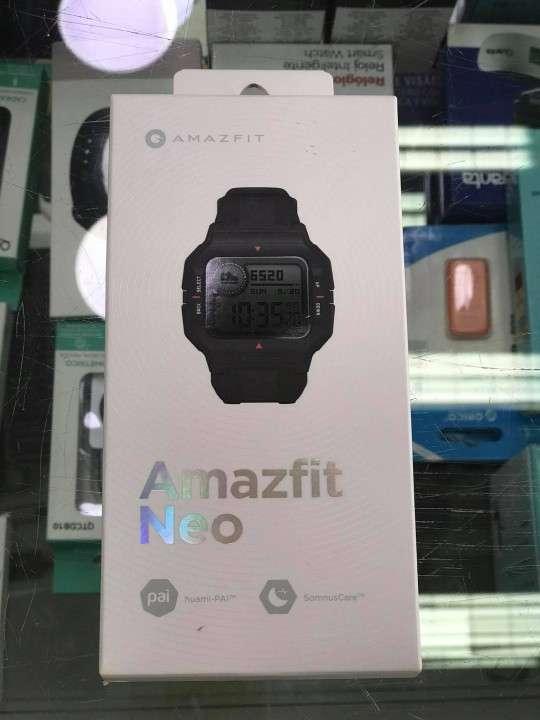 Smartwatch Amazfit Neo - 0