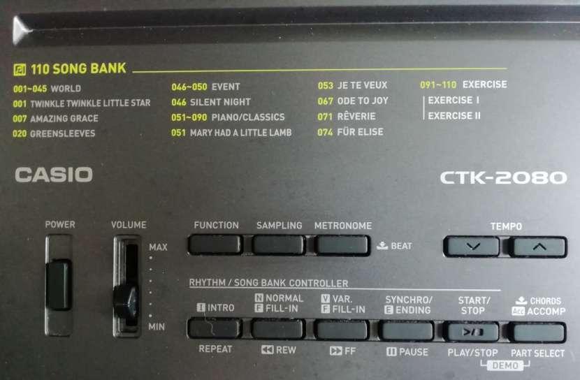 Teclado Casio CTK-2080 - 1