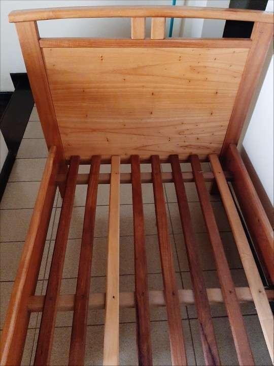 Cama madera paraíso - 0