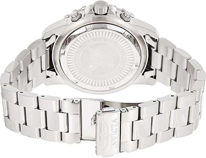 Reloj Invicta Specialty 45mm de acero inoxidable - 3