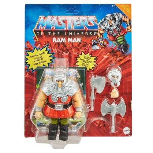 Masters of the Universe Origins Deluxe - 1