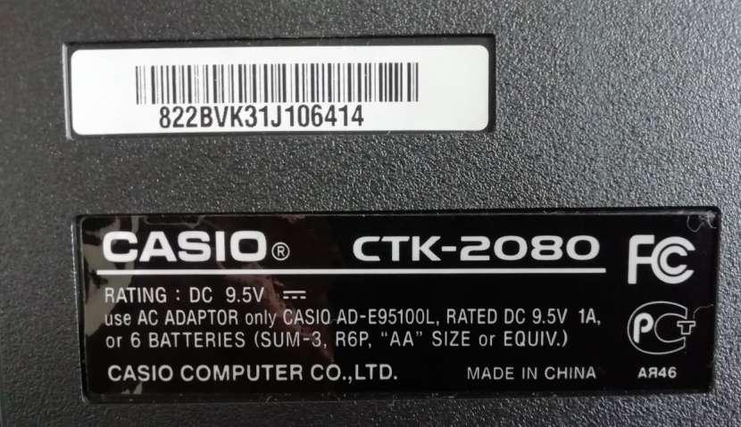 Teclado Casio CTK-2080 - 6