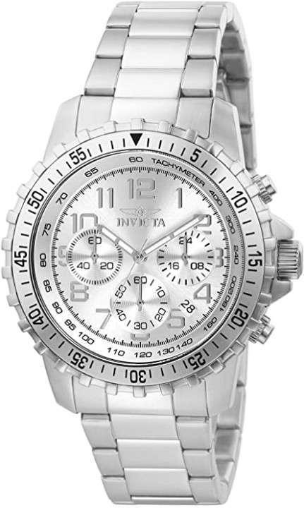 Reloj Invicta Specialty 45mm de acero inoxidable - 0