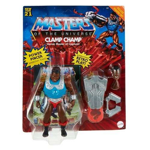 Masters of the Universe Origins Deluxe - 0